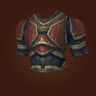 Timbermaw Breastplate, K'Vlar Vest, Redsteel Breastplate Model