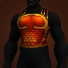 Battleforge Armor, Blood Knight Breastplate Model