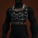 Hulking Chestguard, Felscale Breastplate Model