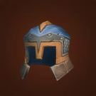 Corroded Helmet, Helm of Thoughtful Gifts Model