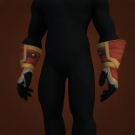 Archivist's Gloves, Bipsi's Gloves, Archivist's Gloves Model