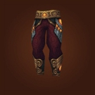 Legwraps of the Ternion Glory, Leggings of the Ternion Glory, Leggings of the Ternion Glory, Legwraps of the Ternion Glory Model