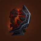 Shoulderguards of the Molten Giant Model