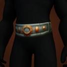 Shattrath's Champion Belt Model