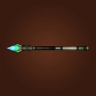 Freezing Shard, Survivalist's Wand Model