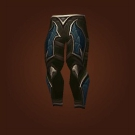 Gladiator's Dreadweave Leggings, Gladiator's Felweave Trousers Model