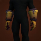 Desert Wind Gauntlets, Lightbearer's Gauntlets Model