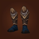 Crafted Dreadful Gladiator's Boots of Alacrity Model