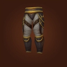 World Mender's Pants, Leggings of Dying Light, Legwraps of Dying Light Model