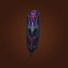 Wings of Flame, Flowing Flamewrath Cape, Rippling Flamewrath Drape Model