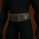 Soulthief's Braided Belt Model