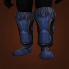 Brilliant Titansteel Treads, Boots of Healing Energies Model
