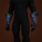 Ambervale Gloves, Felinus Manus, Felspawn Gloves Model