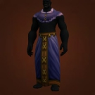 Mystic's Robe Model
