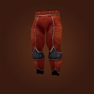 Red Mageweave Pants Model