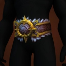 Eon-Tempered Waistplate, Sea-Reaver's Girdle, Goresmeared Abyssal Waistplate Model