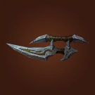 Razorwind Dagger, Angerfang Dagger, Splinterspear Dagger, Bladefist Dagger Model
