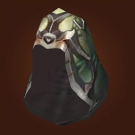 Savage Gladiator's Silk Cowl Model