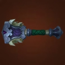 Polished Mace, Spirit Crusher, Jinyu Ritual Scepter, Ornate Mace, Immaculate Scepter, Scavenged Pandaren Scepter, Immaculate Pandaren Scepter Model
