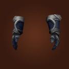 Merciless Gladiator's Mooncloth Gloves, Merciless Gladiator's Satin Gloves Model