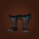 Relentless Gladiator's Greaves of Triumph Model