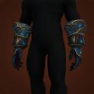 Tortos' Shellseizers, Iceshatter Gauntlets, Lightning Emperor's Gauntlets, Lightning Emperor's Handguards, Lightning Emperor's Gloves, Tortos' Shellseizers, Iceshatter Gauntlets Model