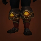 Wrathful Gladiator's Boots of Triumph Model