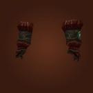 Relentless Gladiator's Kodohide Gloves, Relentless Gladiator's Wyrmhide Gloves, Relentless Gladiator's Dragonhide Gloves Model
