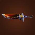 Lightning Dagger Model
