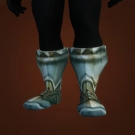 Grimy Metal Boots Model