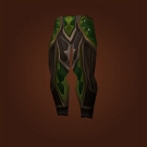 Bloodspore Leggings, Gholamweave Leggings, Foothold Pants, Voldrune Legs, Tethys Leggings, Soiled Trousers, Leggings of Fastidious Decapitation Model