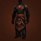 Sanctified Bloodmage Robe Model