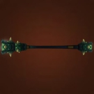 Witch Doctor's Wildstaff, Enraged Feral Staff Model