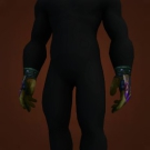 Cataclysmic Gladiator's Leather Gloves Model