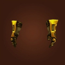 Flamebane Gloves, Felsteel Gloves Model