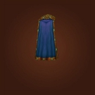 Stonemason Cloak, Cloak of Tormented Skies Model