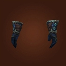 Tyrannical Gladiator's Dreadplate Gauntlets Model