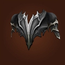 Black Dragonscale Breastplate Model
