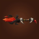 Primal Gladiator's Baton of Light, Primal Gladiator's Touch of Defeat Model