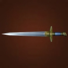 Enamelled Broadsword Model