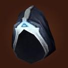 Vengeful Gladiator's Mooncloth Hood, Vengeful Gladiator's Satin Hood Model