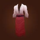 Buccaneer's Robes Model