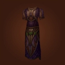 Deathwhisper Raiment, Vestments of Spruce and Fir, Sanctified Lasherweave Raiment Model