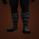 Standard Issue Prisoner Shoes Model
