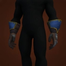 Swamp Gas Gauntlets Model