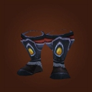 Silky Iceshard Boots, Arcanic Tramplers Model