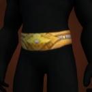 Lawbringer Belt Model