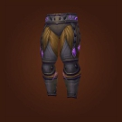 Leggings of the Refracted Mind Model
