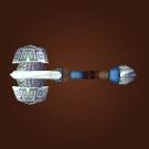 Aurastone Hammer, Diamond-Core Sledgemace, Mogor's Anointing Club, Devout Aurastone Hammer, Pious Aurastone Hammer Model