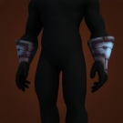 Sunscryer Handwraps, Shadowveil Gloves Model